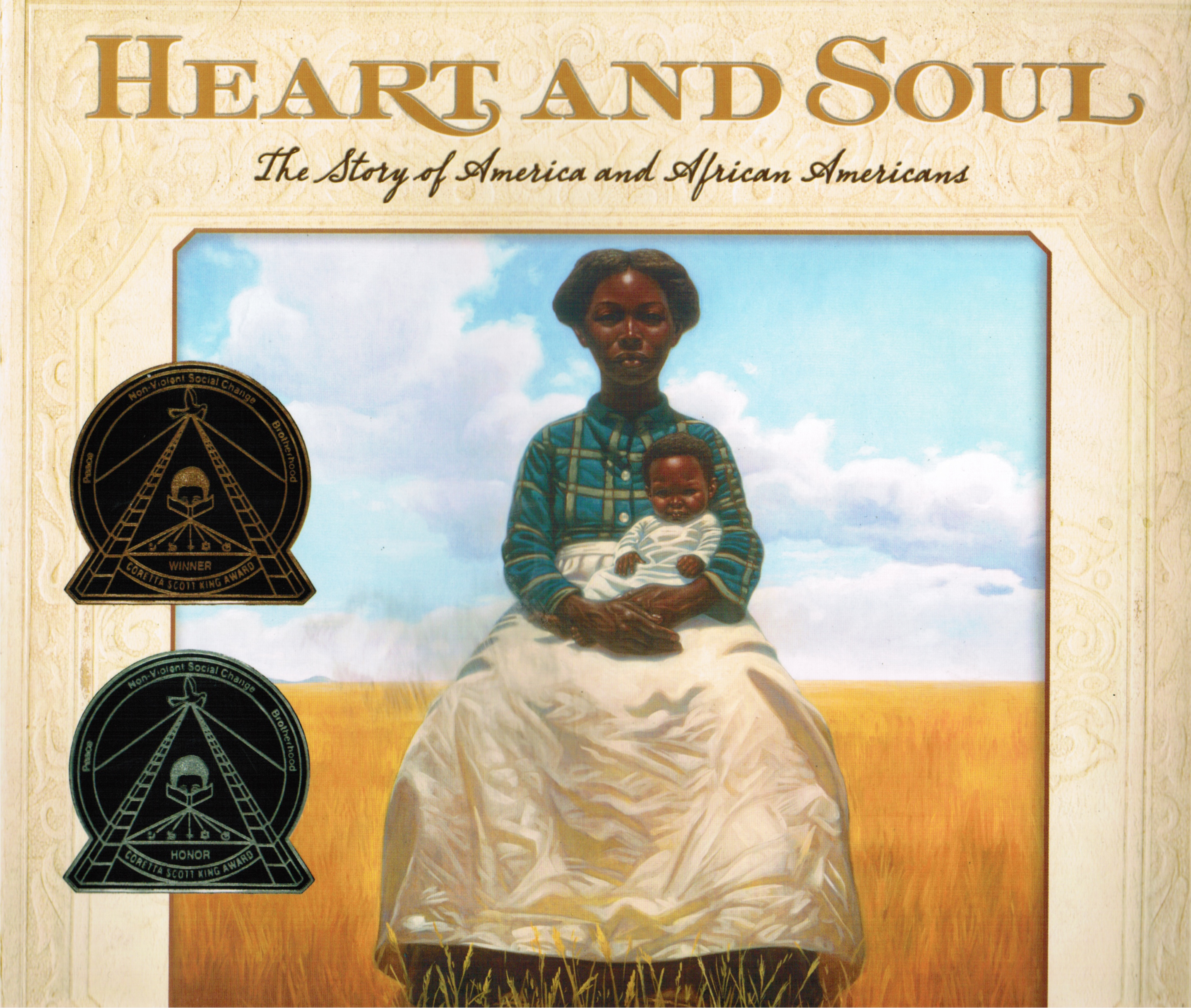 Image for Heart and Soul:  The Story of America and African Americans