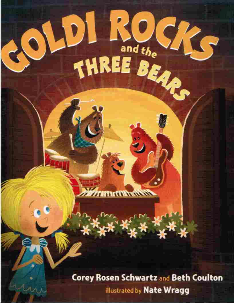 Image for Goldi Rocks and the Three Bears