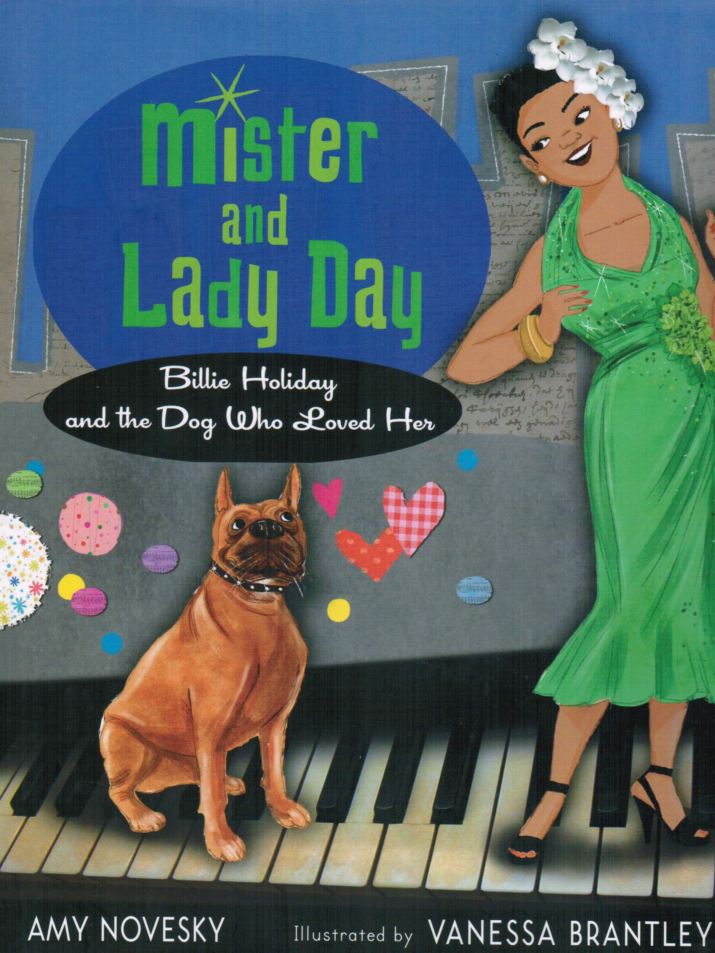 Image for Mister and Lady Day Billie Holiday and the Dog Who Loved Her