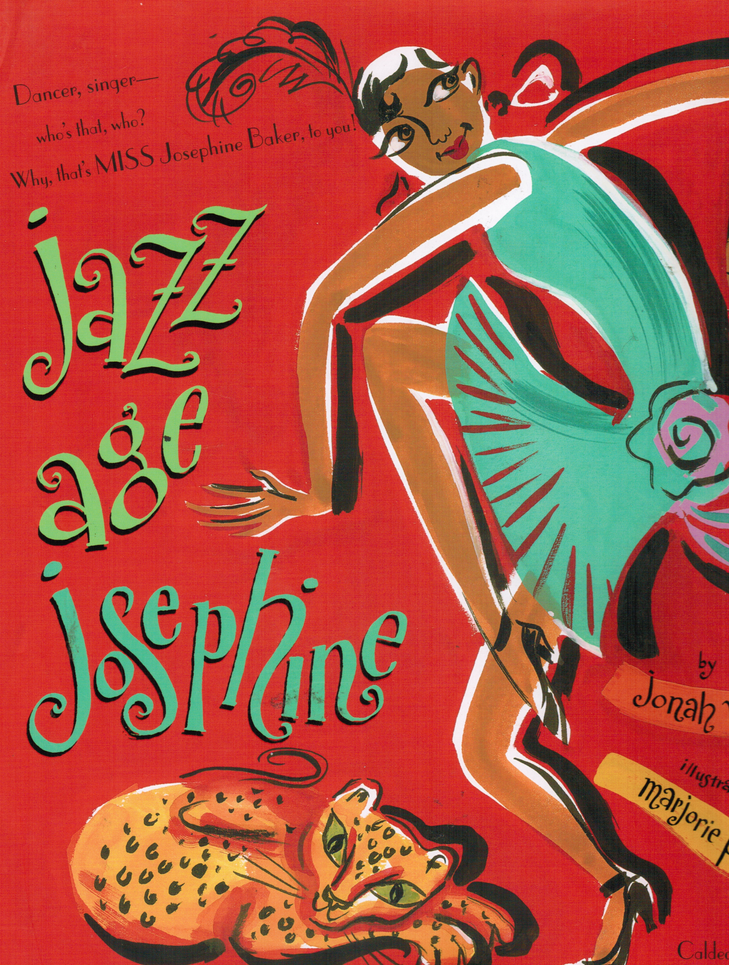 Image for Jazz Age Josephine