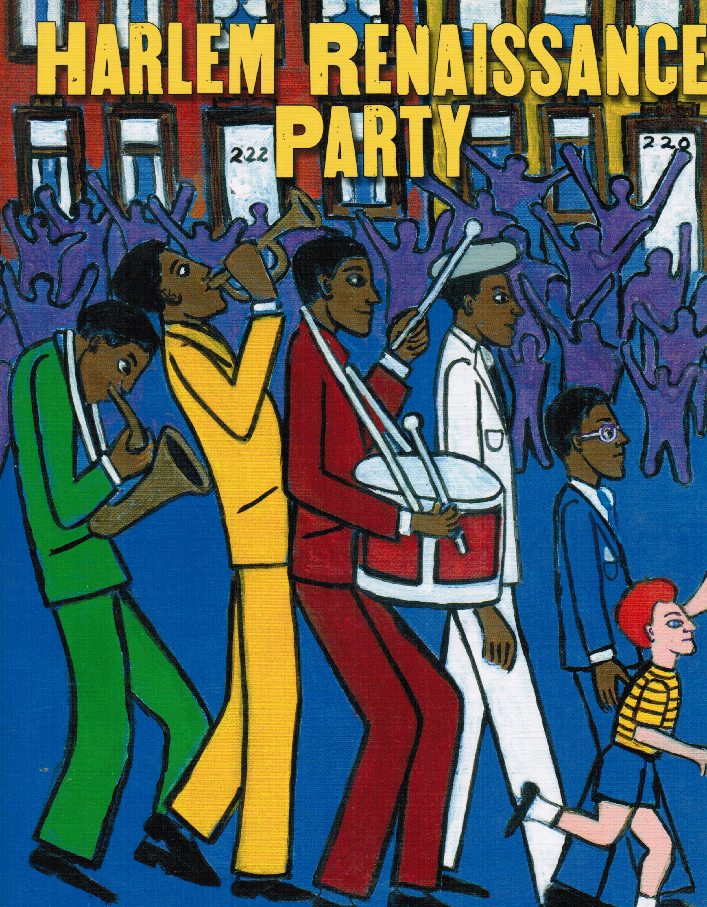 Image for Harlem Renaissance Party