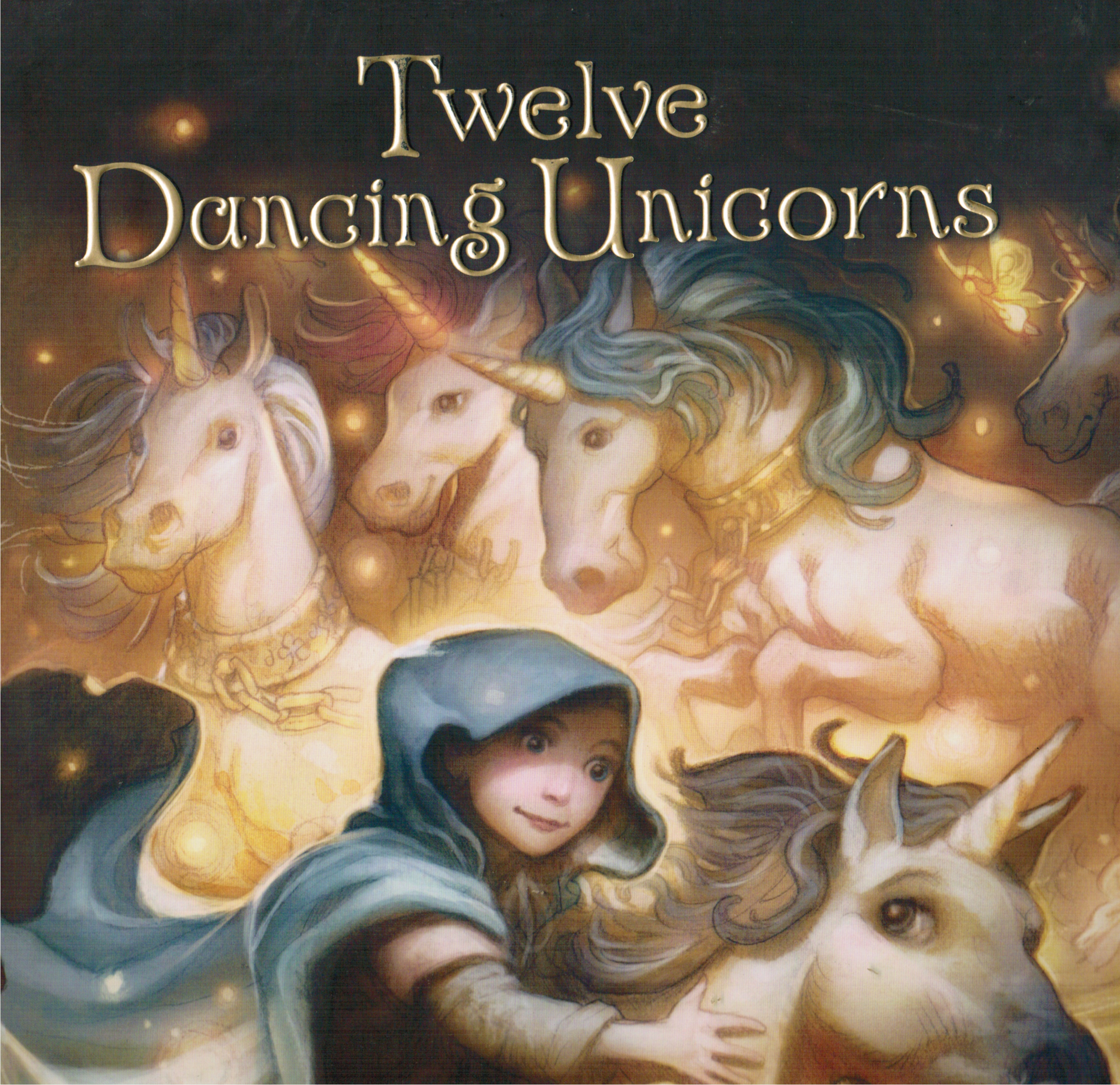Image for Twelve Dancing Unicorns