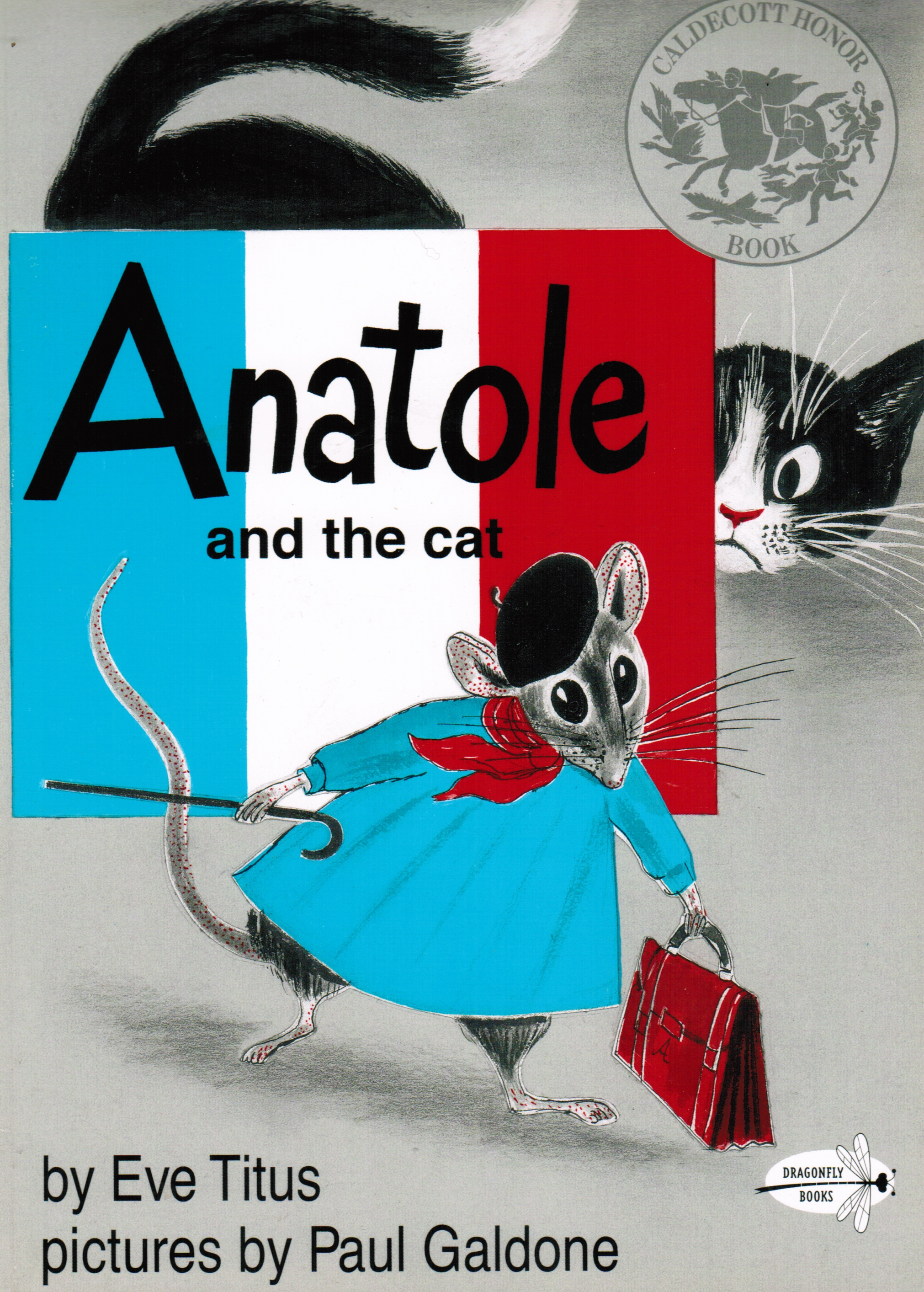 Image for Anatole and the Cat