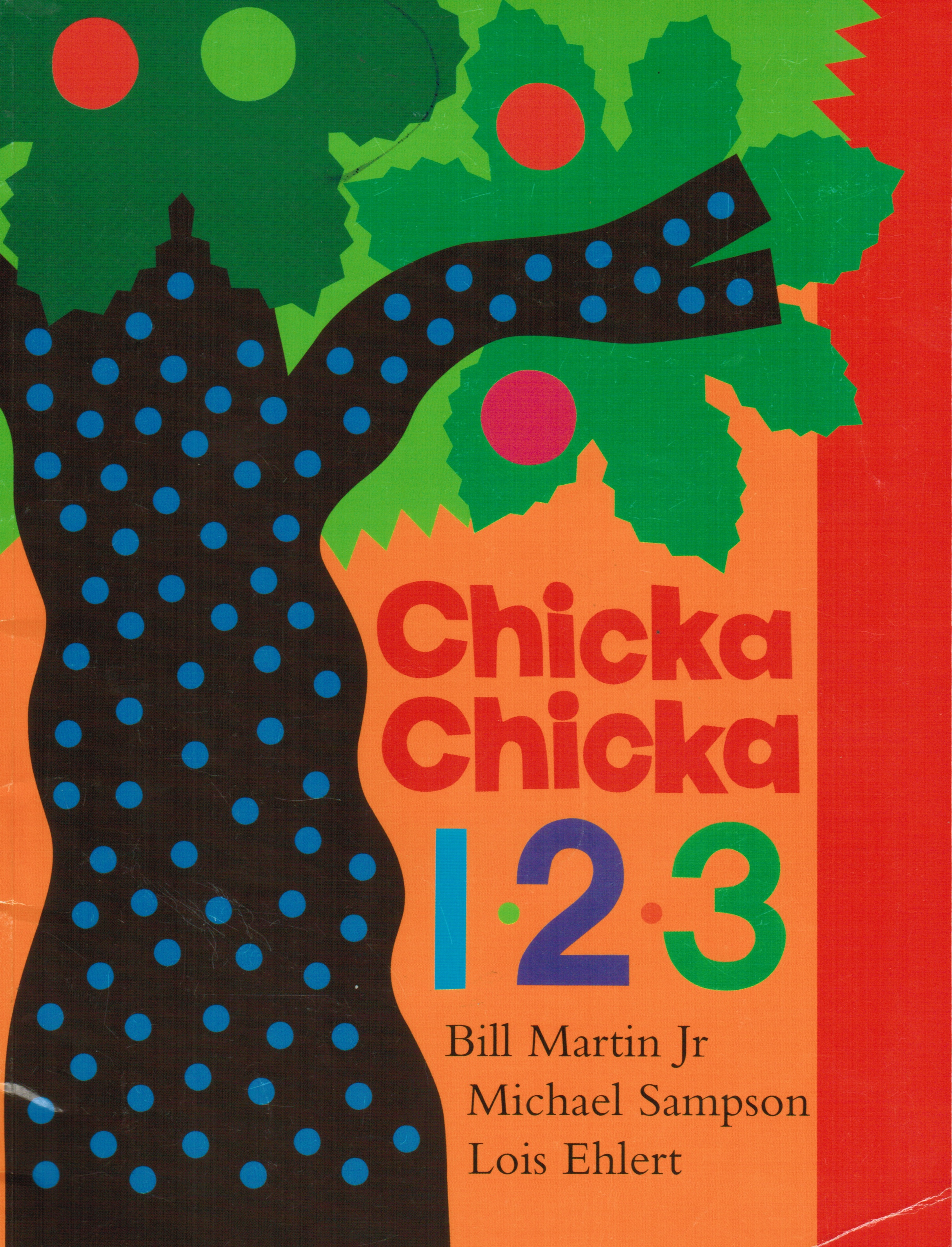 Image for Chicka Chicka 1 2 3