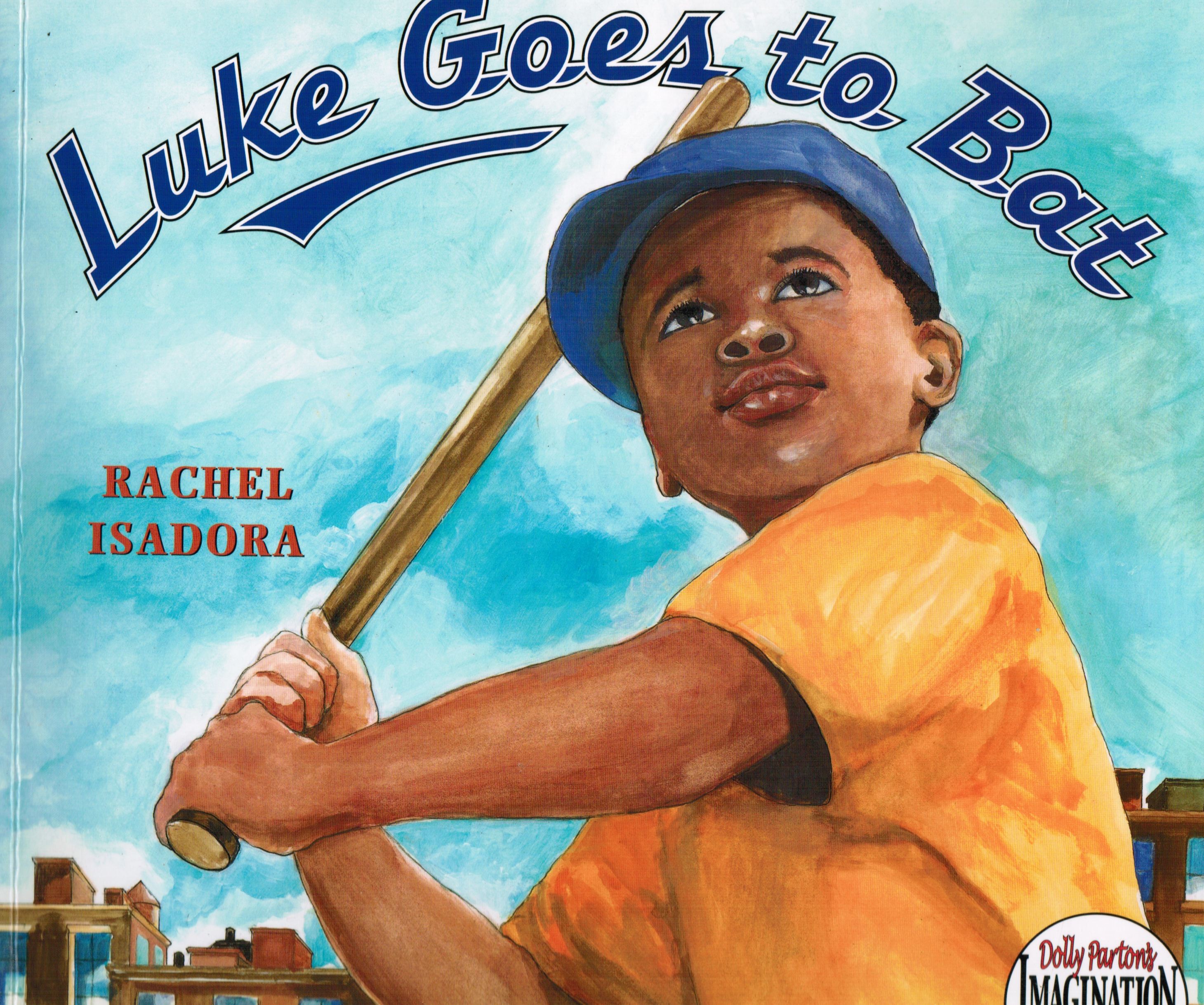 Image for Luke Goes to Bat
