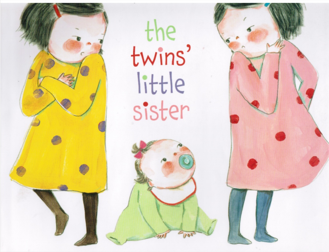 Image for The Twins' Little Sister