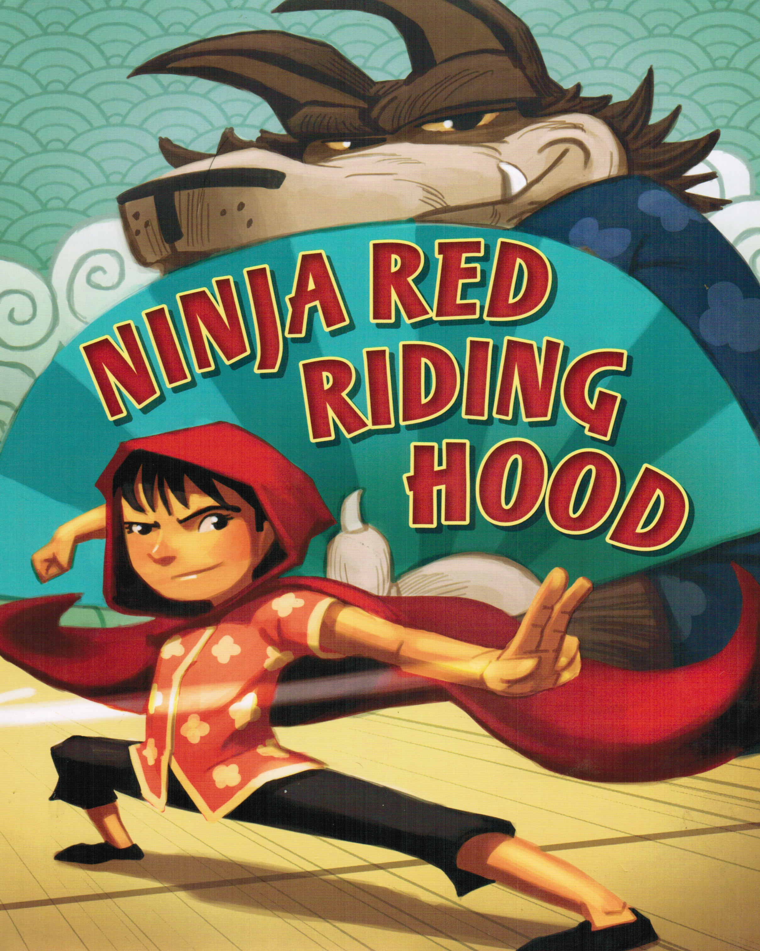 Image for Ninja Red Riding Hood