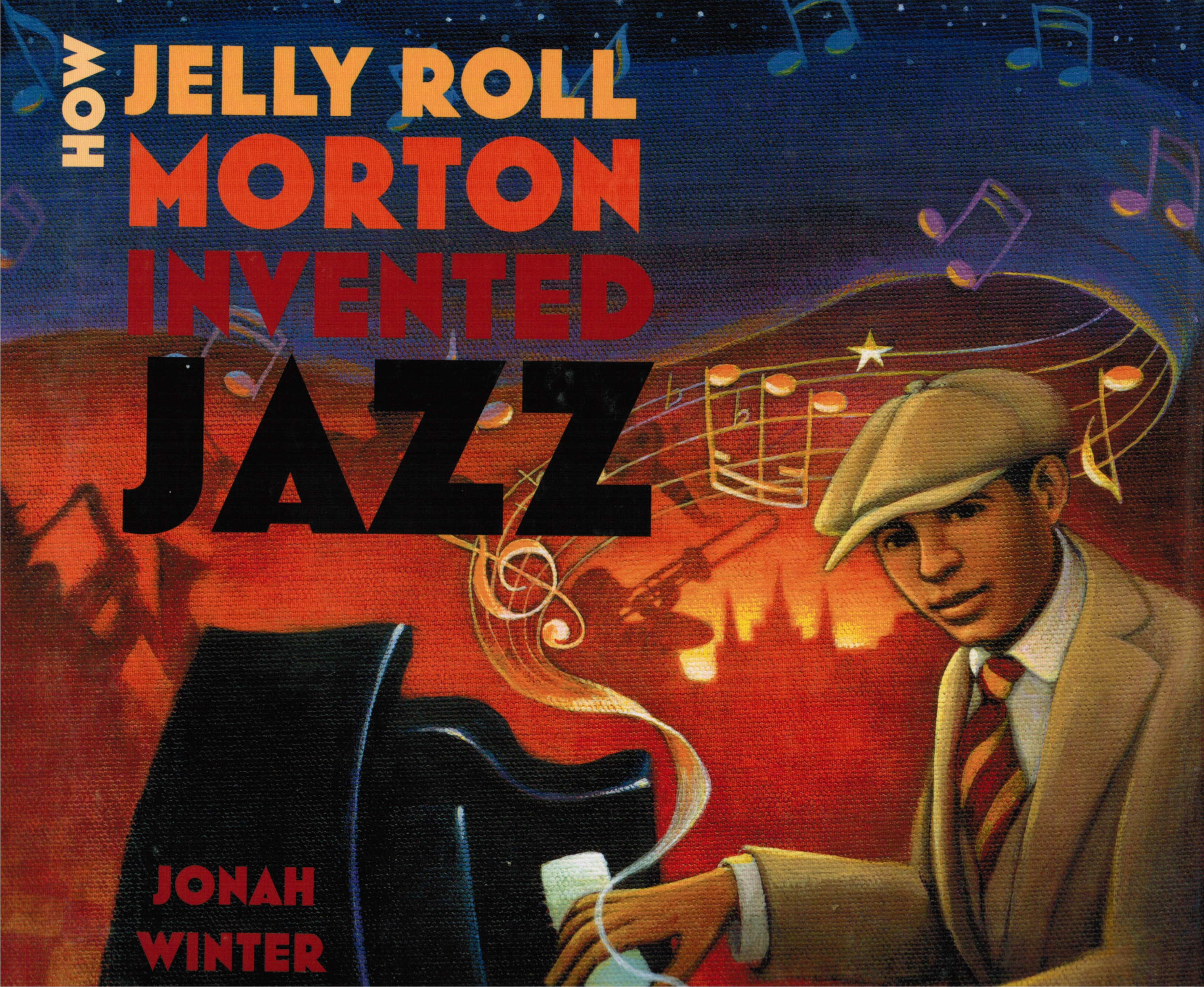 Image for How Jelly Roll Morton Invented Jazz