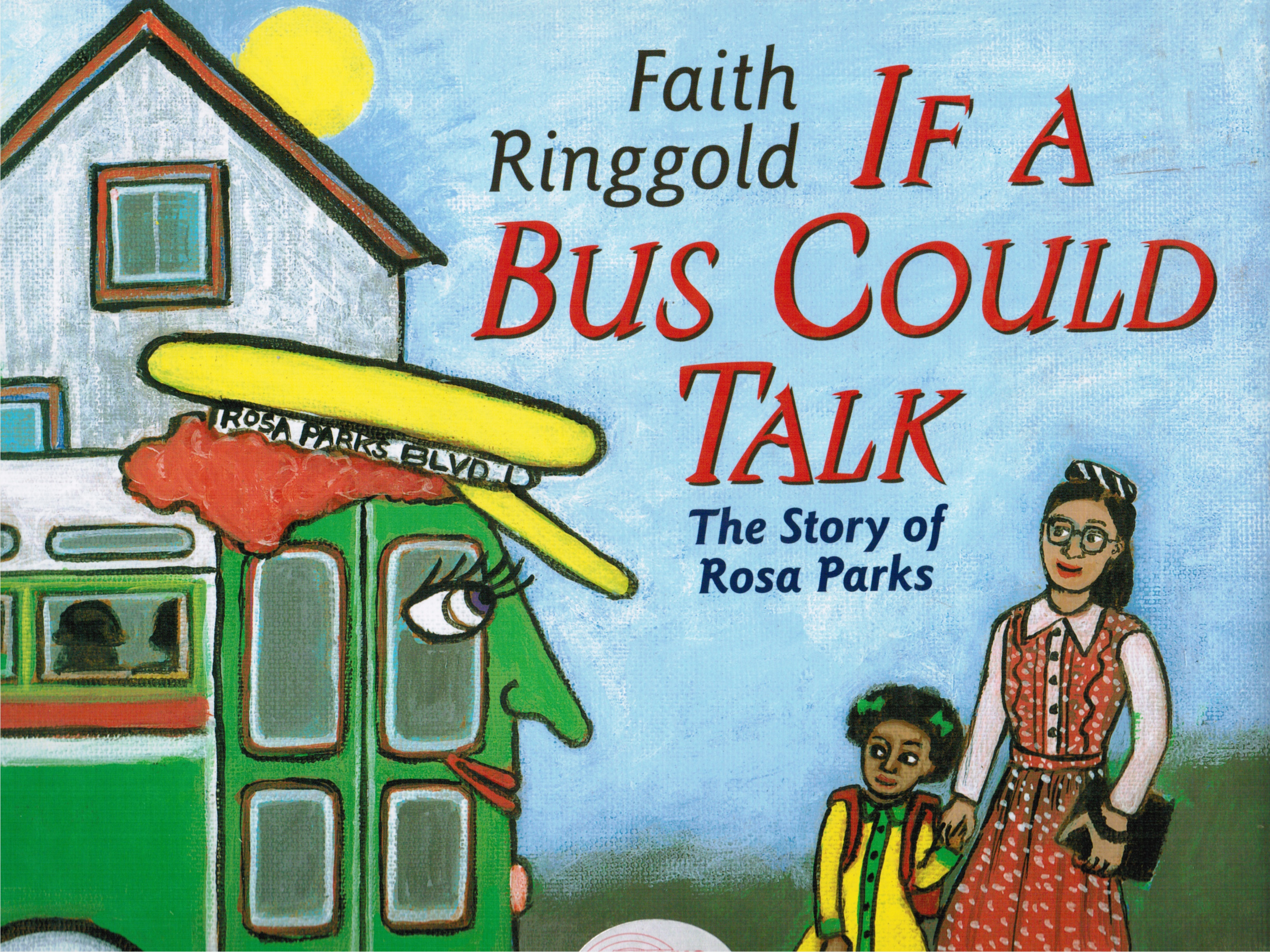 Image for A Bus Could Talk: the Story of Rosa Parks
