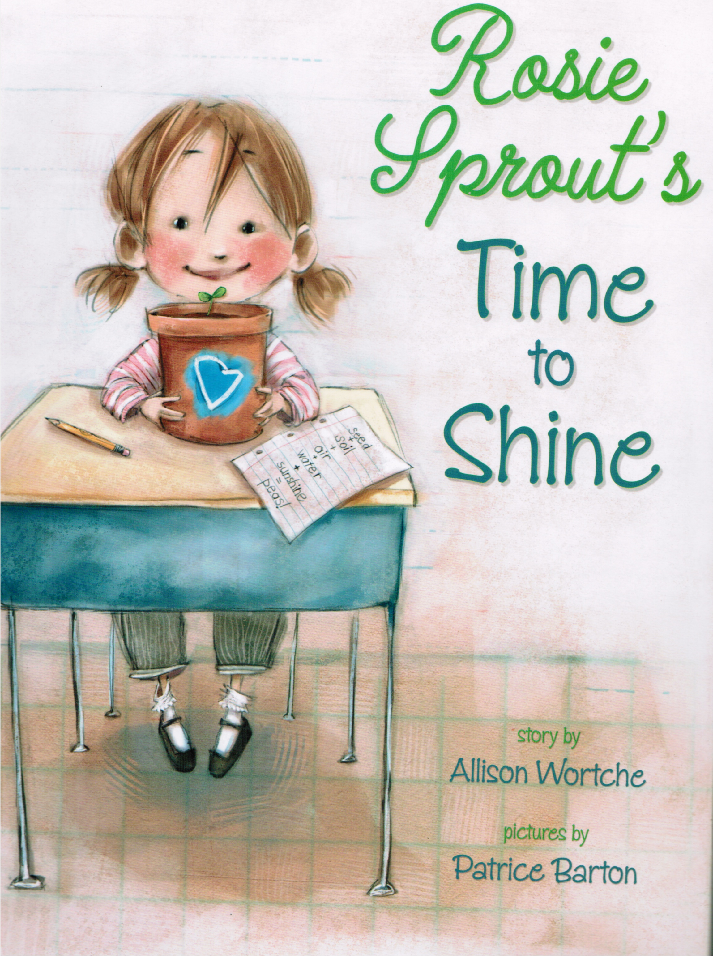 Image for Rosie Sprout's Time to Shine