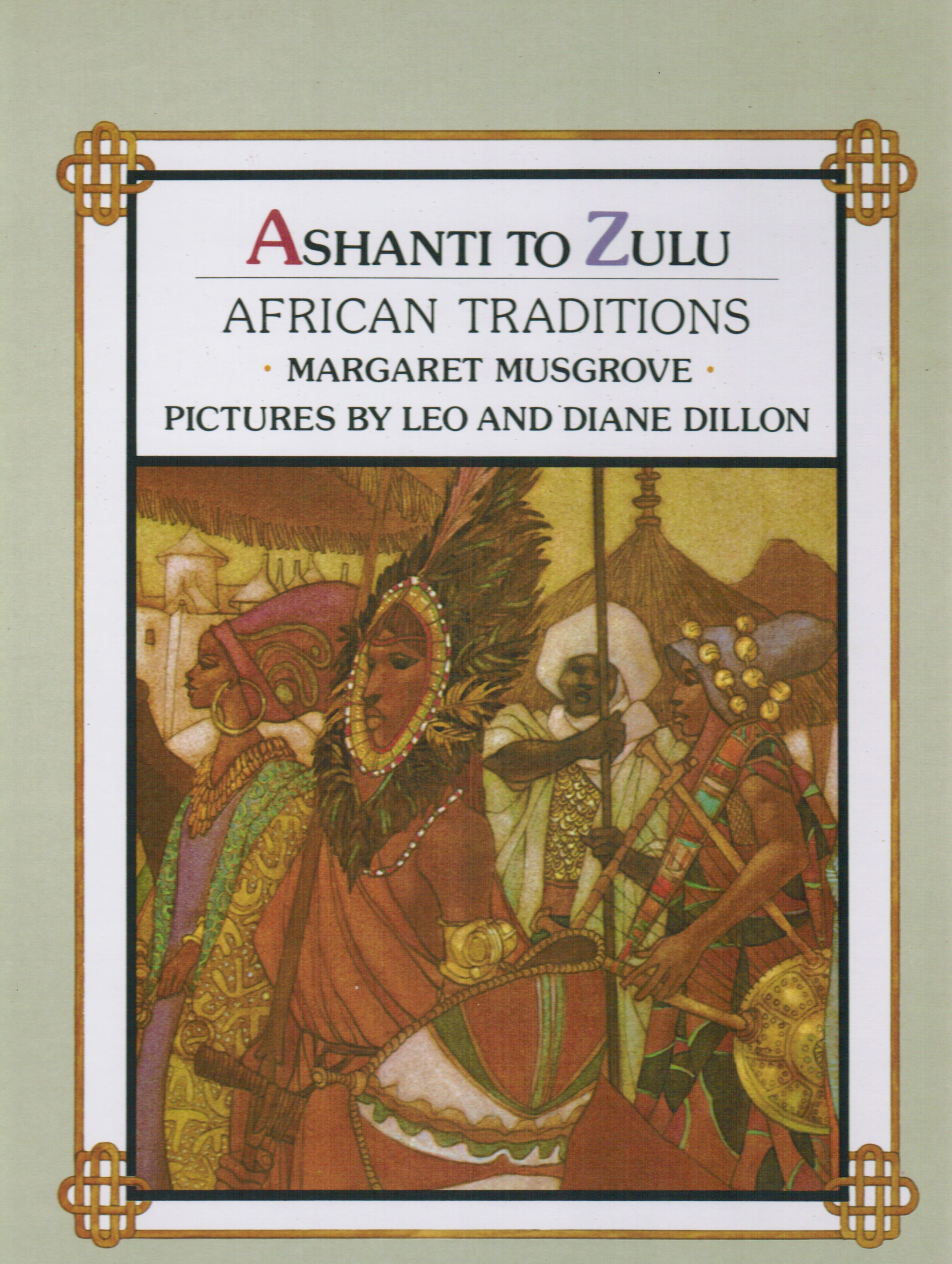 Image for Ashanti to Zulu: African Traditions