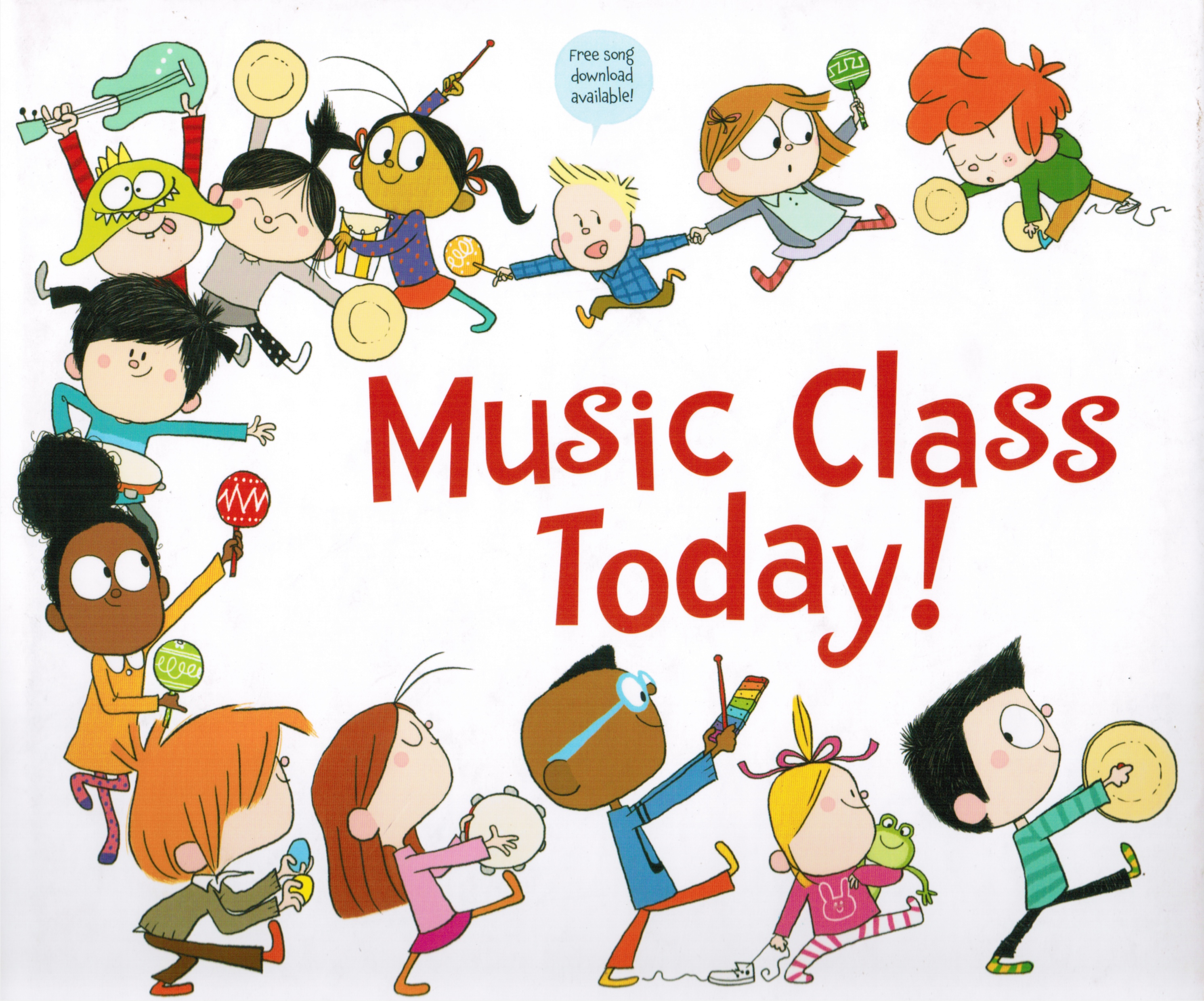 Image for Music Class Today!
